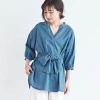 暖かくなったら1枚で大人可愛く!リボン付きシャツ&ブラウスコーデ15選♡
