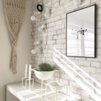 100均の材料でも作れる!おしゃれなアートフレームで、お部屋の雰囲気を気軽にチェンジ♪