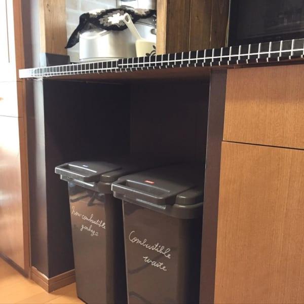 ゴミ箱収納スペース実例集39
