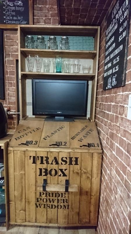 ゴミ箱収納スペース実例集14