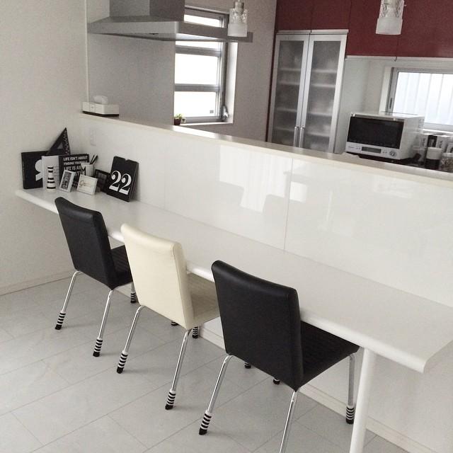 I型キッチン7