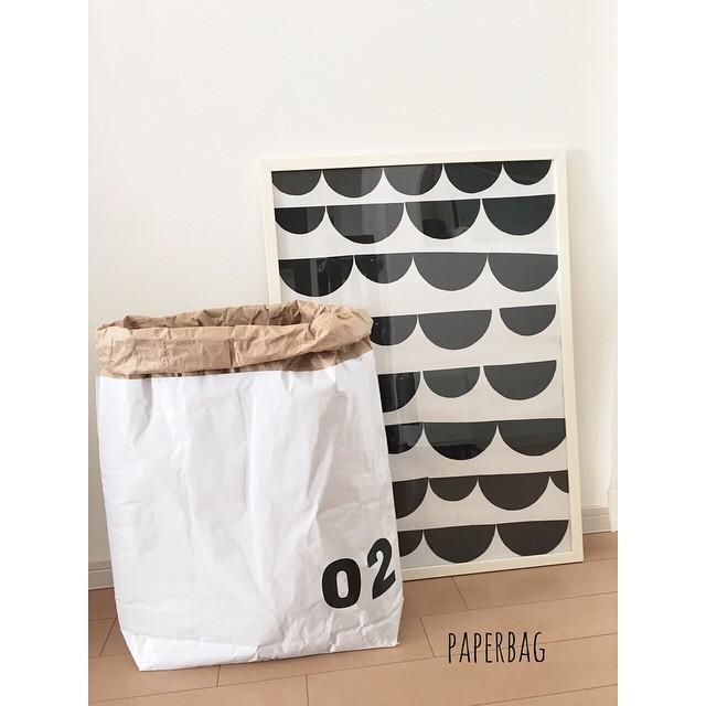 紙袋収納26