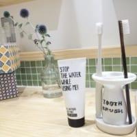 みんなのお宅はどうしてる?清潔さと使いやすさを考えた歯ブラシ収納の実例集