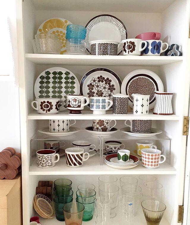 マグカップ収納 食器棚7