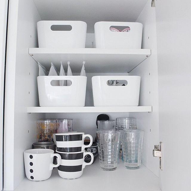 マグカップ収納 食器棚5