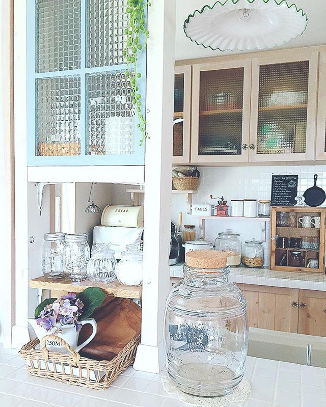 I型キッチン15