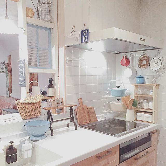 I型キッチン12