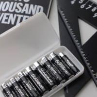 電池をまとめてきれいに収納できる!便利な100均アイテムをご紹介します♪