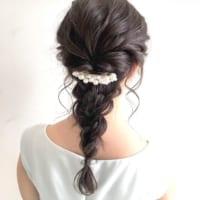 バレッタを使った髪型アレンジ50選☆留めるだけで簡単にこなれ感UP!
