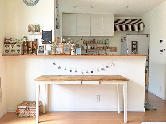 I型キッチン9