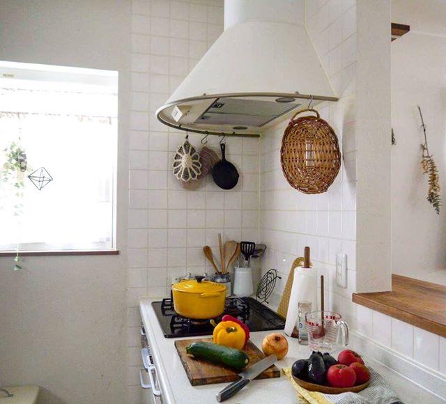 キッチンの換気扇掃除