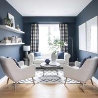 お部屋の印象を変えるなら♪壁に彩りをプラスしてハイセンスなインテリアに!