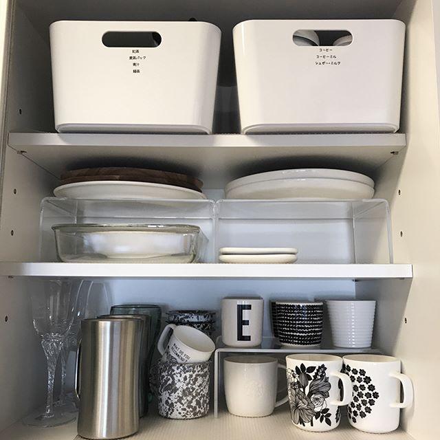 マグカップ収納 食器棚8