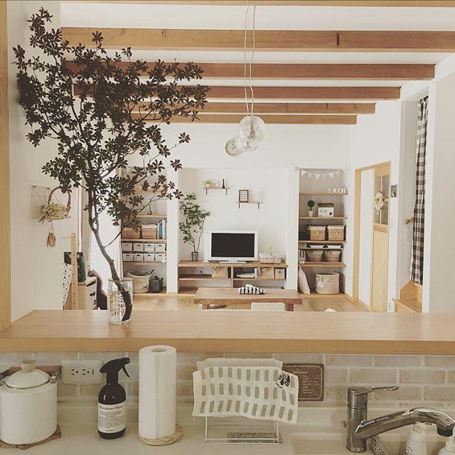 I型キッチン4