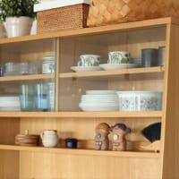 お洒落なインスタグラマーの素敵な「食器棚」をちょっと拝見!気になる収納術をご紹介