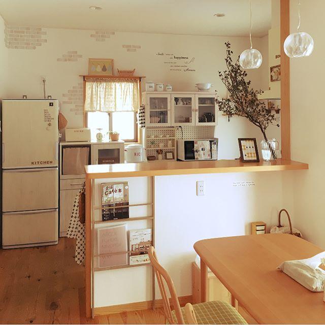 I型キッチン8