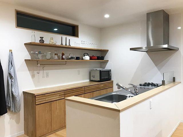 I型キッチン2