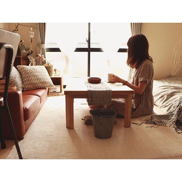 一人暮らし 必要な家具7
