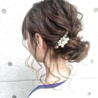 ミディアムでもアップを楽しみたい☆髪型・シチュエーション別アップスタイル50選♪