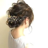 ドレスに似合う髪型をレングス別にご紹介♪パーティーにぴったりなヘアアレンジ特集