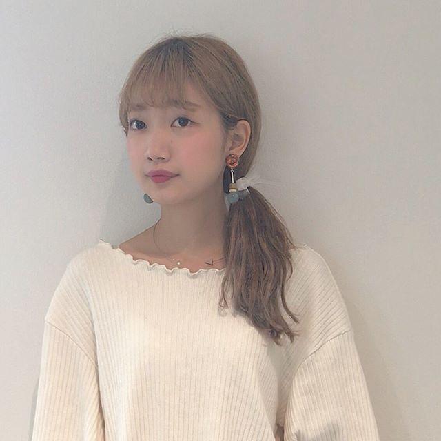 おしゃれなまとめ髪アレンジ特集58