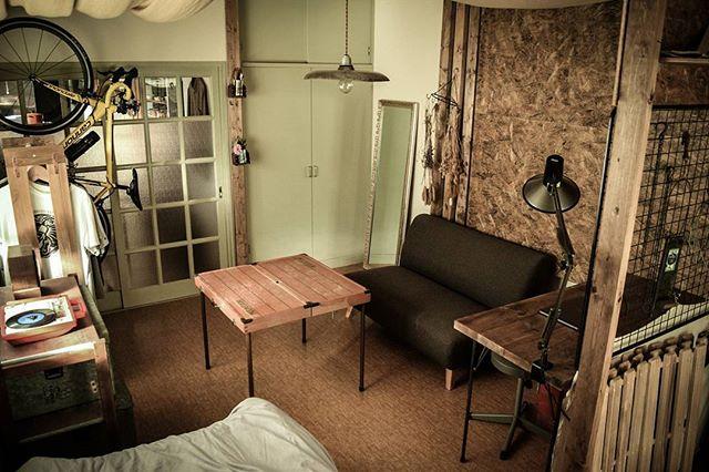 一人暮らし 家具 配置9