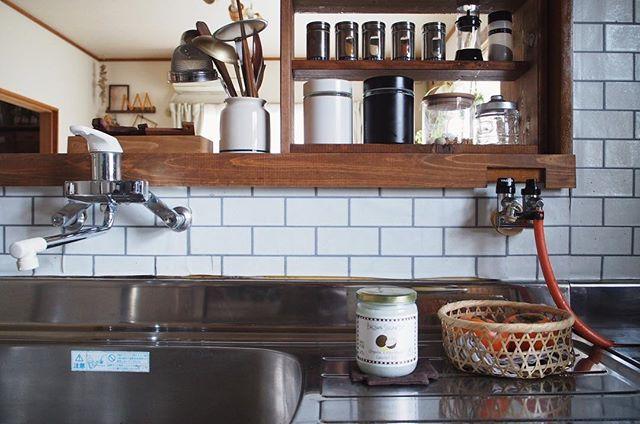 I型キッチン5
