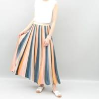 軽やかに揺れるスカートが大人可愛い♪「プリーツスカート」で作る春夏コーデ