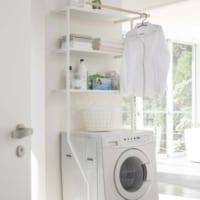毎日使うものを使い勝手よく!洗濯アイテムを上手に収納する方法