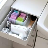 【連載】無印「ポリプロピレンケース」で叶う!洗面所のすっきり収納アイデア8選
