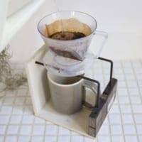 【連載】まるでカフェ店員の気分!アイアンバーを使って一人用ドリッパースタンドをDIY