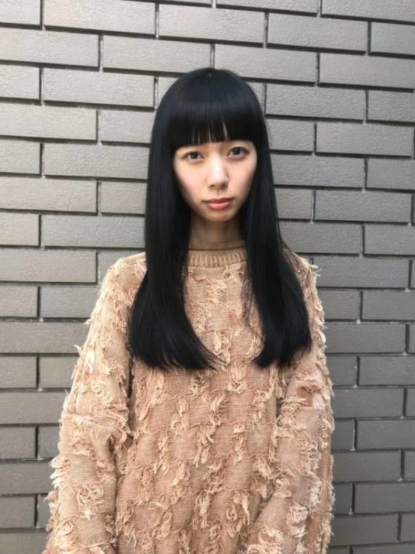 黒髪・ダークカラー7