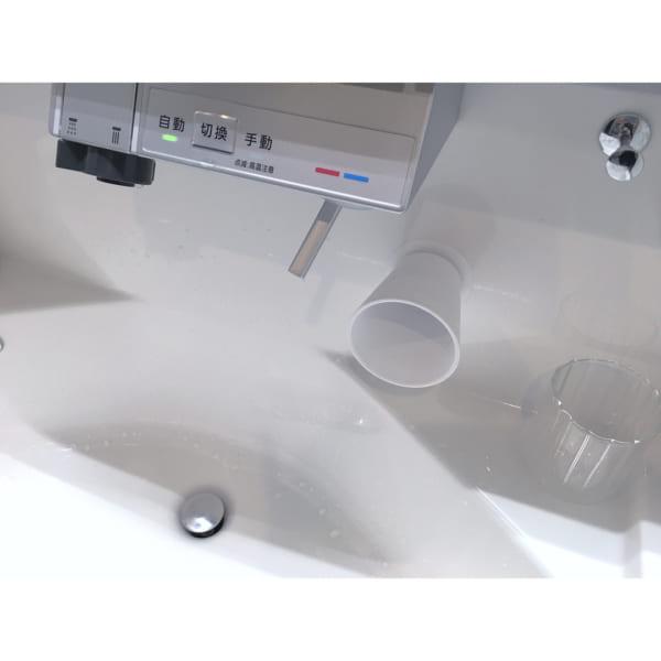 洗面所のコップ収納5