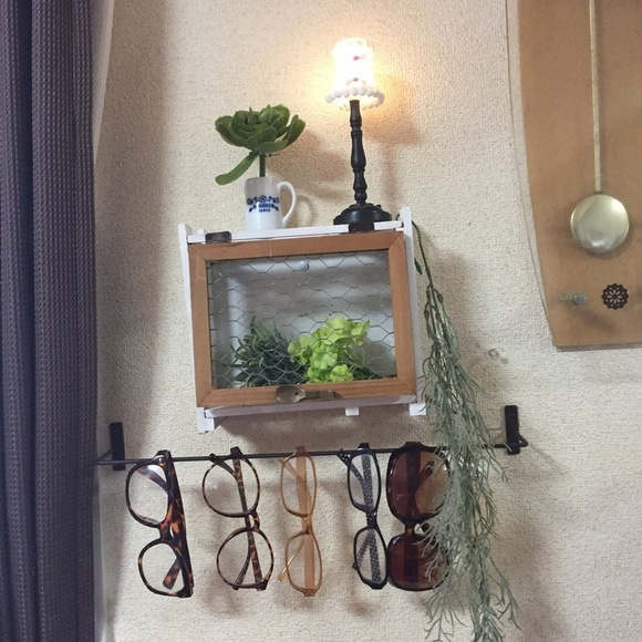 メガネ収納のDIYアイディア11