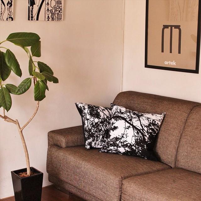 家具や小物のセレクトが大切2