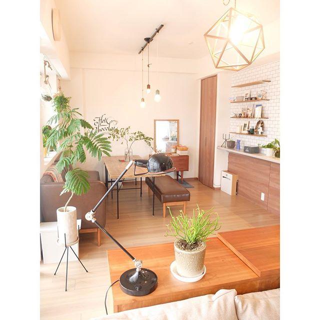 Phương pháp bố trí làm cho căn phòng trông rộng và đẹp ☆ 38