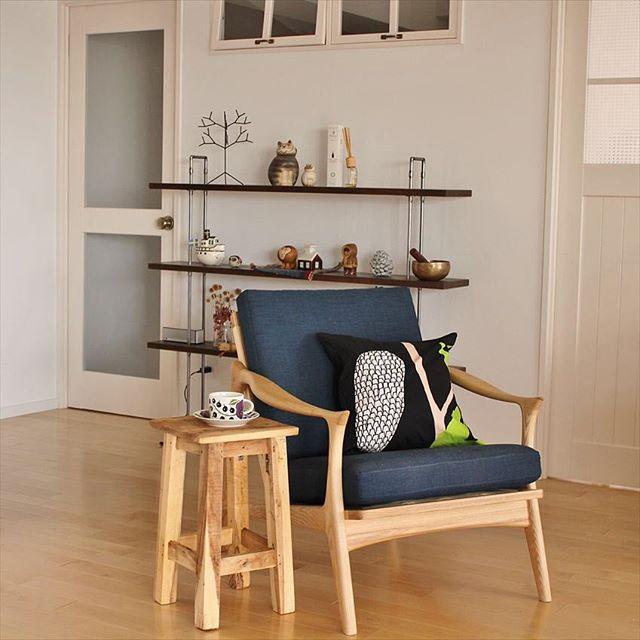 家具や小物のセレクトが大切