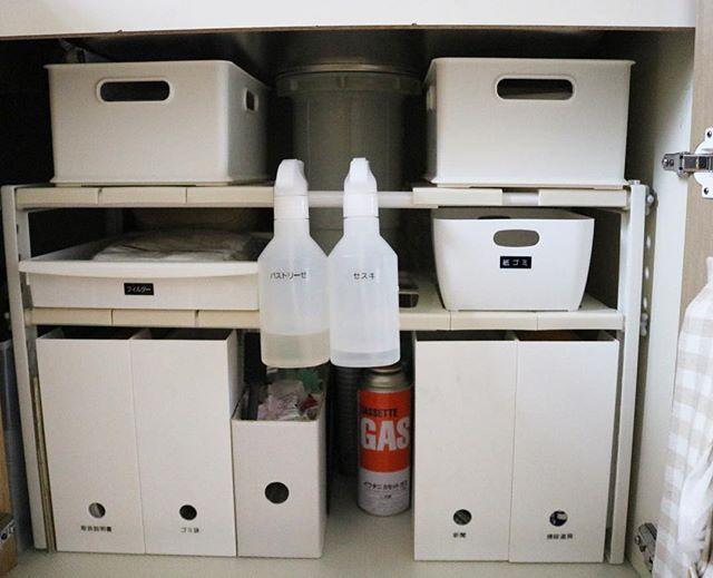 収納に便利なニトリのアイテム