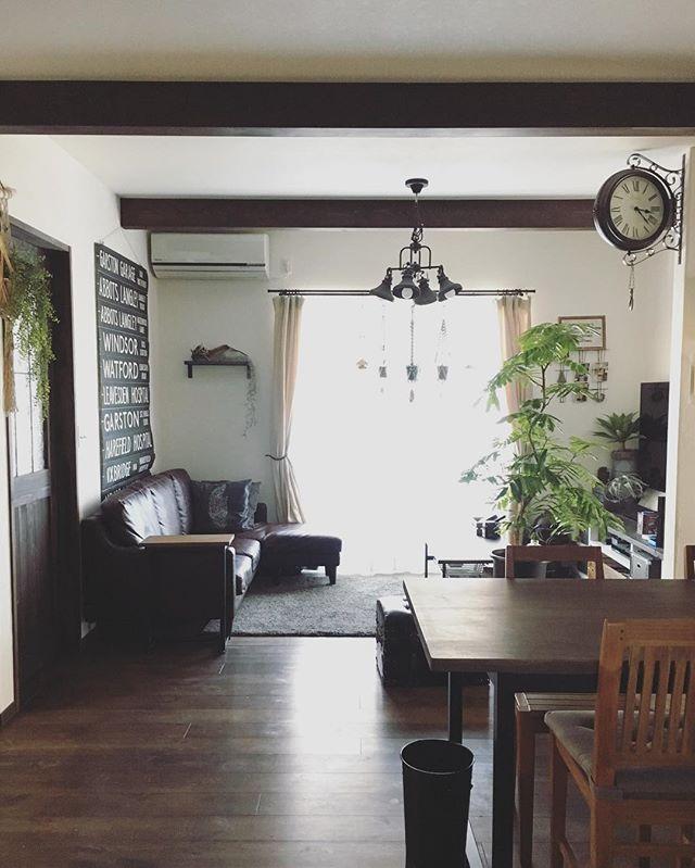 部屋が広く美しく見えるレイアウトの方法☆21
