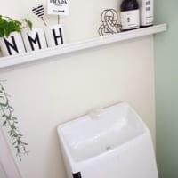 いつもきれいで居心地が良い♪おしゃれで快適なトイレ作りのアイディア集