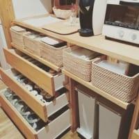 【無印良品】のラタン材ボックスでナチュラルな収納♪オシャレな使い方実例集