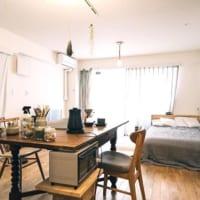 一人暮らしのおしゃれなお部屋の作り方☆マネしたくなる家具&コーディネトのポイント!