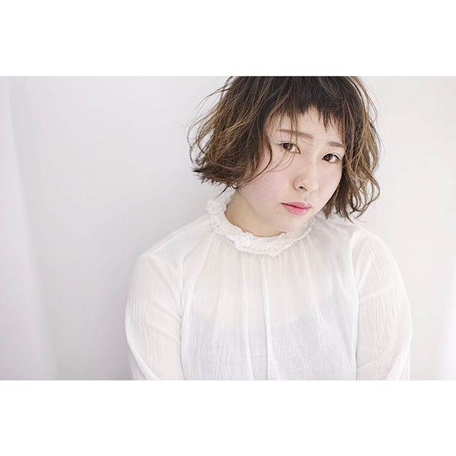 ぱっつん前髪7