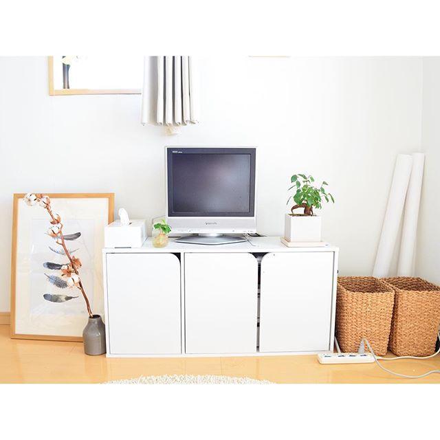 ポイントその2.なるべく背の低い家具を選ぶ9
