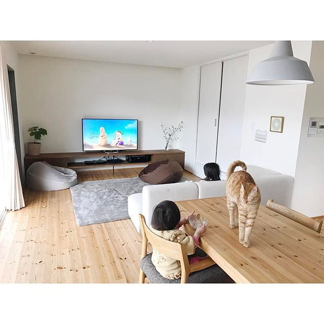 部屋が広く美しく見えるレイアウトの方法☆40