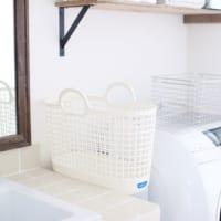 毎日のお洗濯を楽しくする!お洒落なランドリーバスケットをご紹介します♪