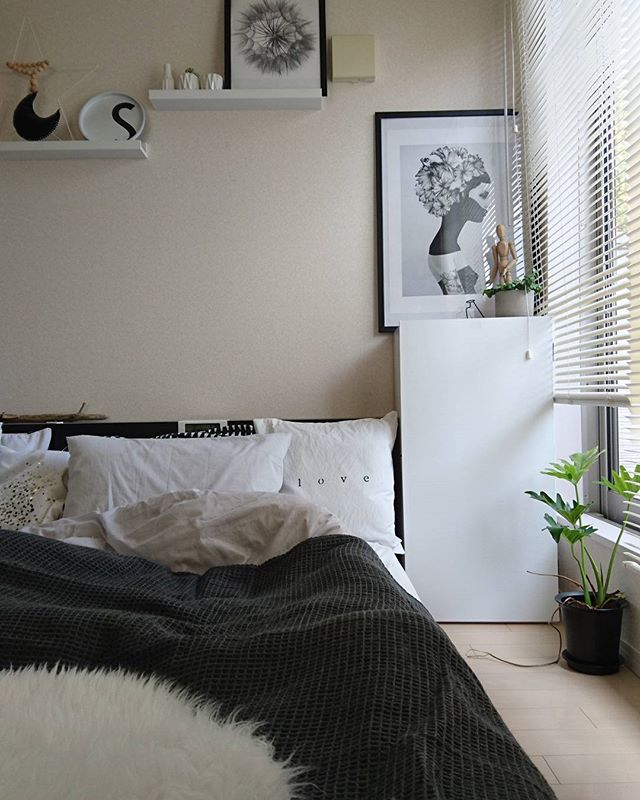 部屋が広く美しく見えるレイアウトの方法☆37