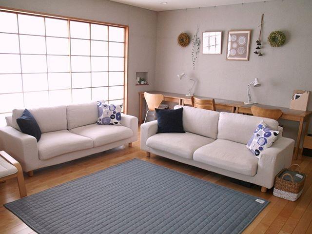 部屋が広く美しく見えるレイアウトの方法☆39