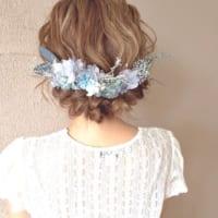 新婦のためのおしゃれな髪型カタログ!世界で一番輝く花嫁になろう♡
