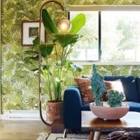 緑や花に囲まれた暮らしがしたい!アイデアを駆使してアートでグリーンなインテリアを作ろう